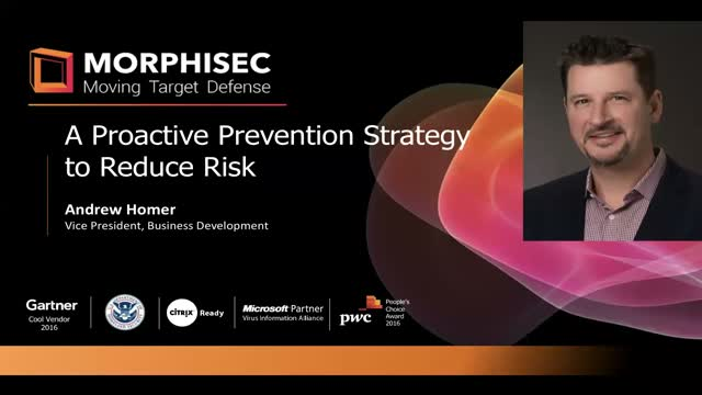 A Proactive Prevention Strategy to Reduce Risk