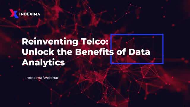 Reinventing Telco: Unlock The Benefits Of Data Analytics