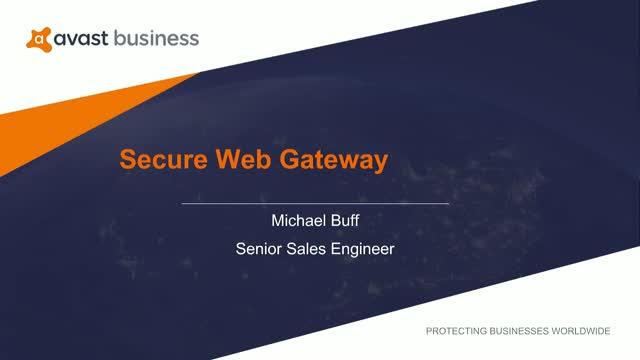 Cloud-based, enterprise-grade web protection for small and medium businesses