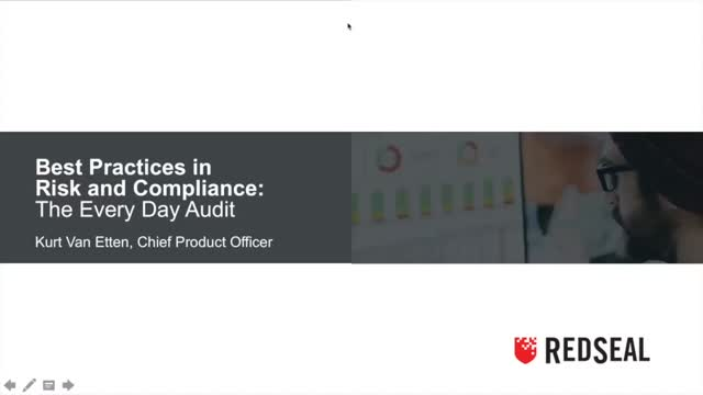 Best Practices in Risk and Compliance: The Every Day Audit