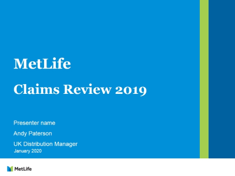 MetLife Claims Review of 2019