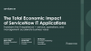 The Total Economic Impact™ of ServiceNow IT Applications with Forrester