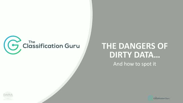 The dangers of dirty data…and how to spot it