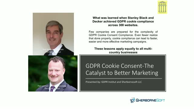 GDPR Cookie Consent-The Catalyst to Better Marketing