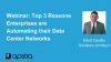 Top 3 Reasons Enterprises Are Automating Their Data Center Networks