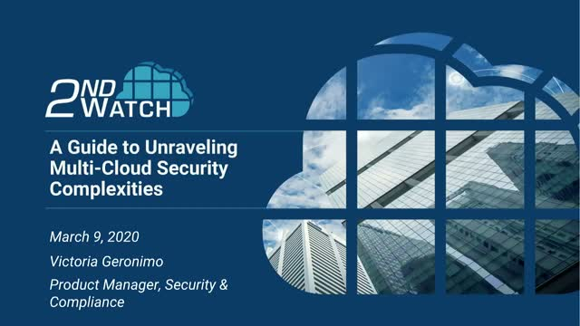 A Guide to Unraveling Multi-Cloud Security Complexities