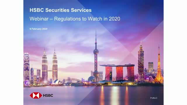 Regulations to watch in 2020