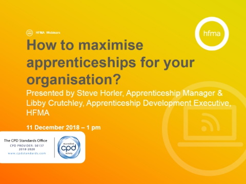 How to maximise apprenticeships for your organisation?