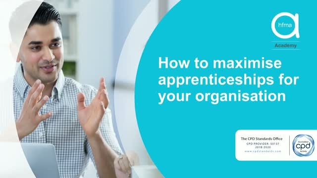 How to maximise apprenticeships for your organisation