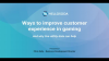 Ways To Improve Customer Experience And Why Live Utility Data Can Help