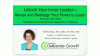 Unlock Your Inner Leader: Reveal and Redesign Your Power to Lead