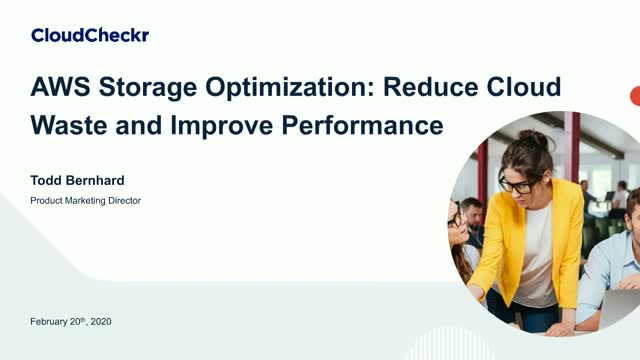AWS Storage Optimization: Reduce Cloud Waste and Improve Performance