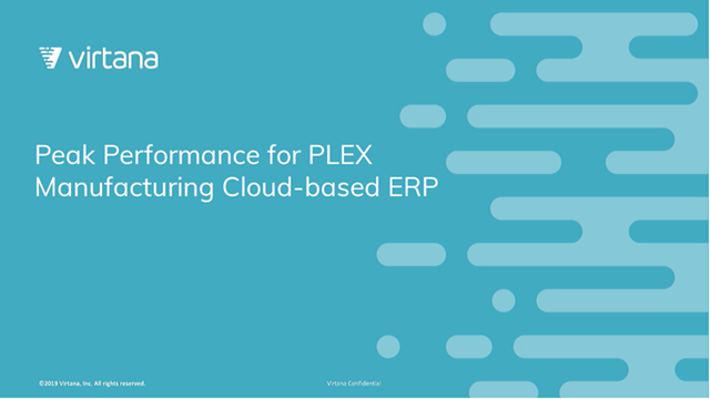SaaS ERP Solution Leverages AIOps to Improve Performance and Cost Management
