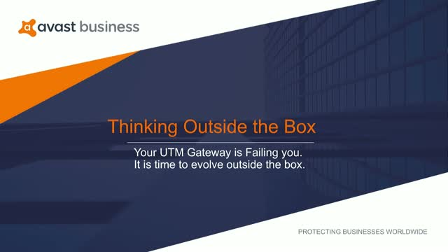 Thinking Outside the Box - Network Security Re-imagined