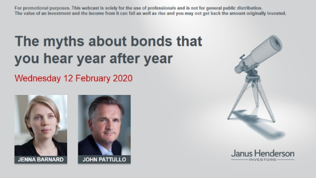 The myths about bonds that you hear year after year