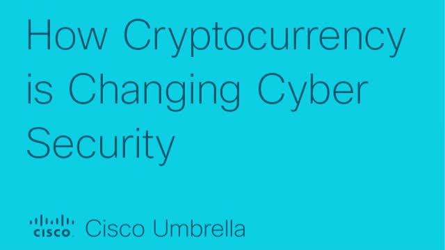 How Cryptocurrency is Changing Cyber Security