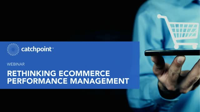 Rethinking Ecommerce Performance Management