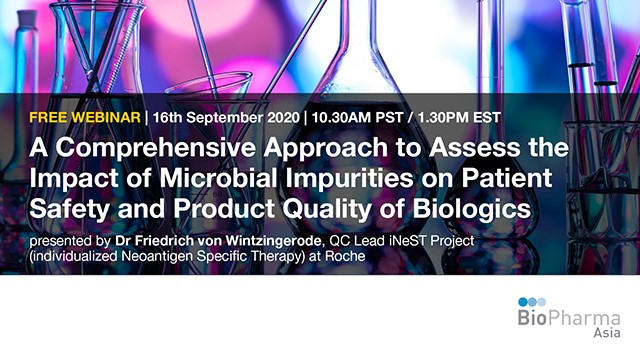 A Comprehensive Approach to Assess the Impact of Microbial Impurities on Pat...