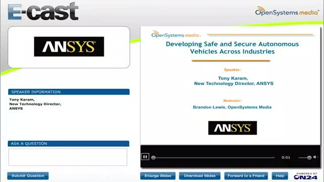 Developing Safe and Secure Autonomous Vehicles Across Industries
