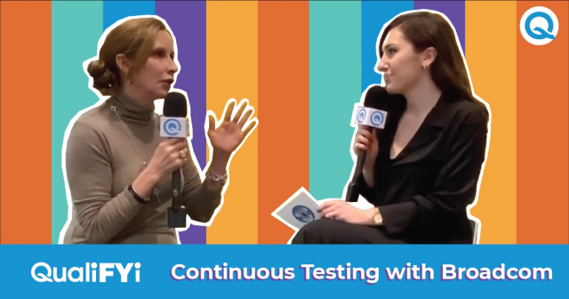 QualiFYI | ep.4: How to Alleviate Continuous Testing Bottlenecks