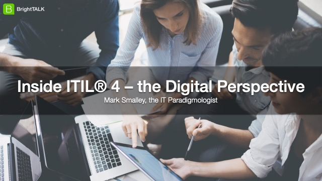 Digital Perspective – Inside ITIL® 4