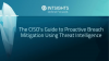 CISO's Guide to Proactive Breach Mitigation Using Threat Intelligence