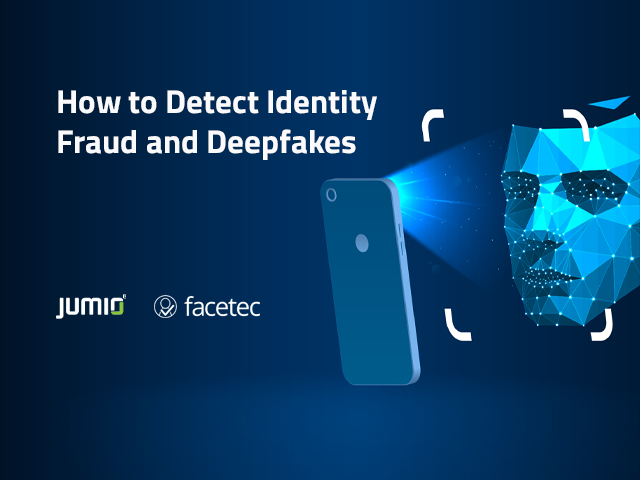 Detecting Deepfakes & Identity Fraud with Liveness Detection