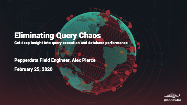 Eliminating Hive Query Chaos