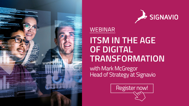 ITSM In The Age of Digital Transformation