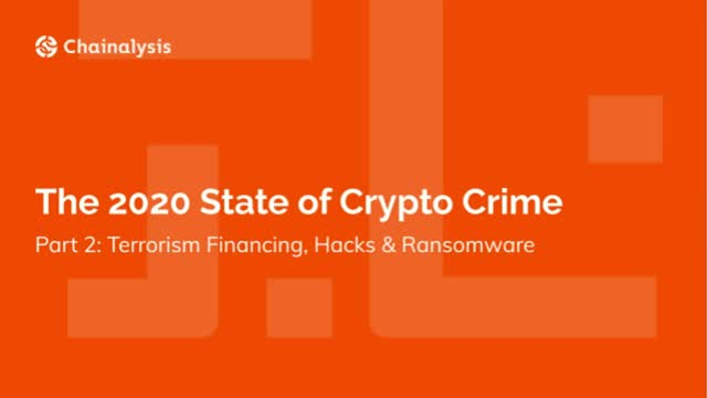 Part 2: The 2020 State of Crypto Crime