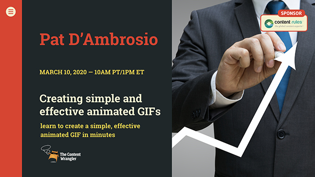 Create a Simple, Effective Animated GIF in Minutes
