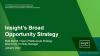 Insight's Broad Opportunities Strategy quarterly update | January