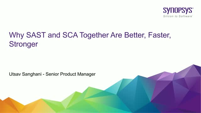 Why SAST and SCA Together Are Better, Faster, Stronger