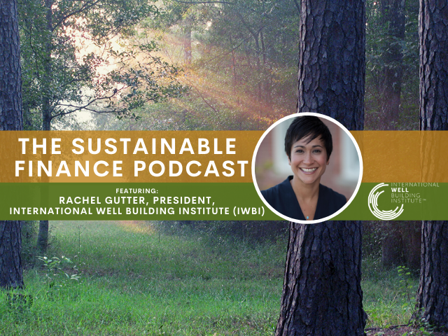 EP 69: How WELL Certification is reducing global GHG Emissions