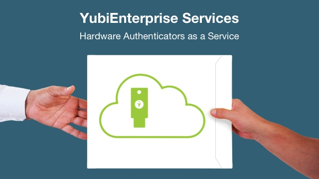 Improving Security and Productivity with Hardware Authenticators as a Service