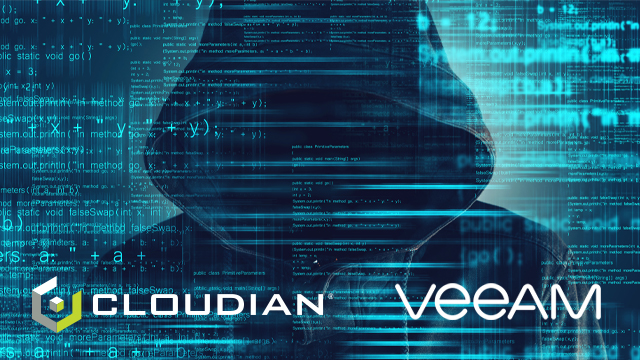 Protect your Data from Ransomware with Veeam & Cloudian