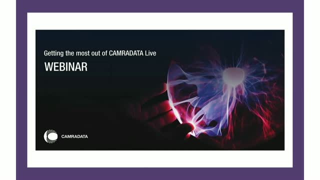Asset Managers - Getting the most out of CAMRADATA Live