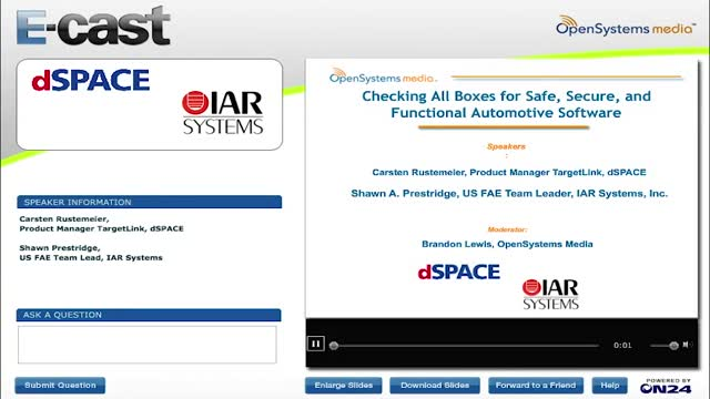 Checking All Boxes for Safe, Secure, and Functional Automotive Software
