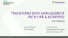 How HPE and Komprise help customers manage unstructured data and enable AI