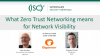 What Zero Trust Networking means for Network Visibility