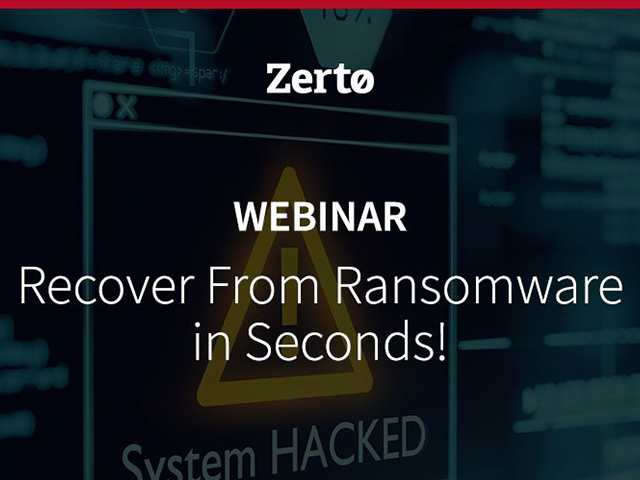 How to Recover from Ransomware