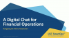 A Digital Chat for Financial Operations: Navigating the Path to Automation