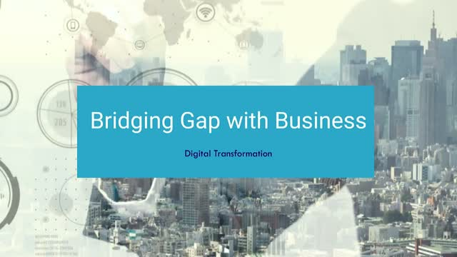 Overcome Business Barriers to Digital Transformation