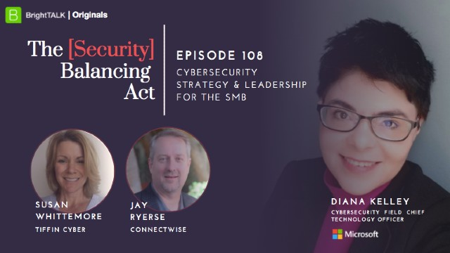 Cybersecurity Strategy and Leadership for the SMB