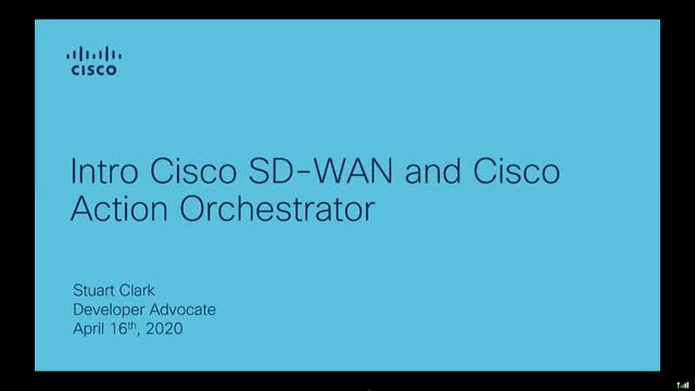 Implementing Cisco Sdwan Deployments With Cisco Action Orchestrator