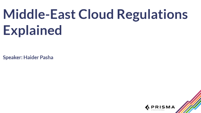 Middle-East Cloud Regulations Explained