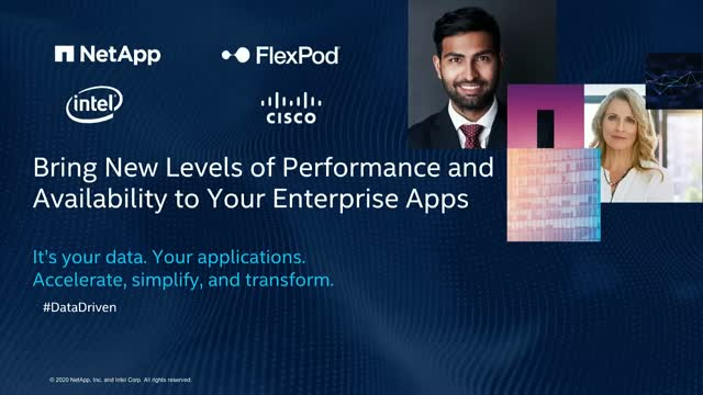 Bring New Levels of Performance and Availability to your Enterprise App