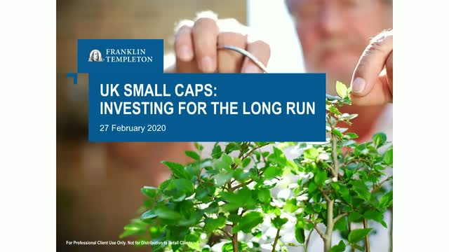 UK Small Caps: Investing for the Long Run