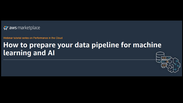 How to prepare your data pipeline for machine learning and AI