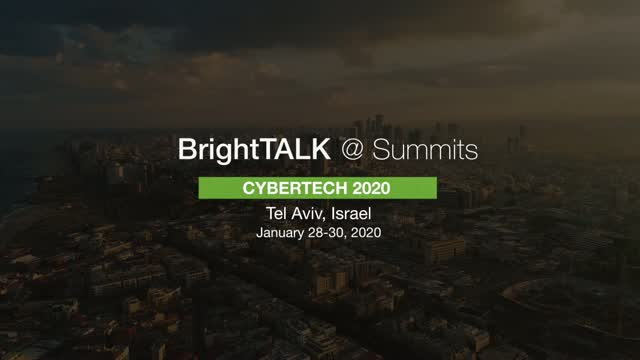 1-2-1 Interview - Symantec a division of Broadcom, Cybertech Tel Aviv 2020